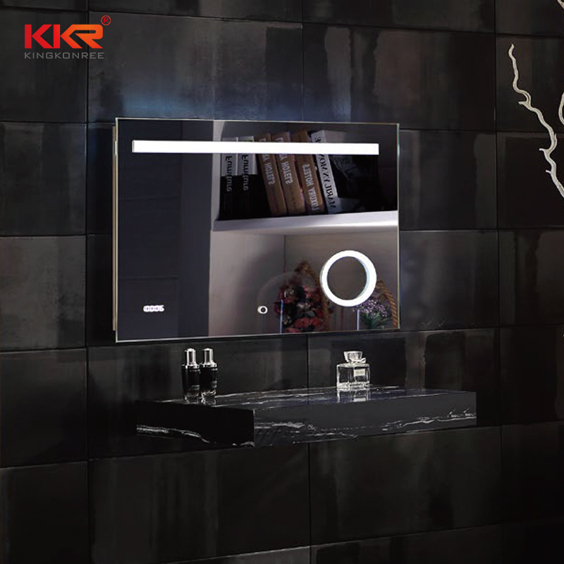 Hot Sales Bathroom Furniture Led Miroir KKR-8018