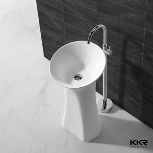 Modern Round Hair Wash Basin KKR-1581