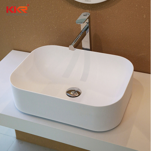 Artificial Stone Solid Surface Above Counter Basin KKR-1152